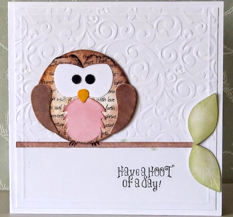 картичка за рожден ден с бухъл